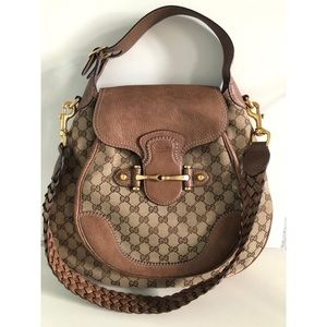 Gucci Pelham Large Shoulder Bag